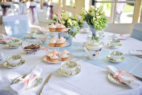 High Tea In Home Catering Services At Your Table