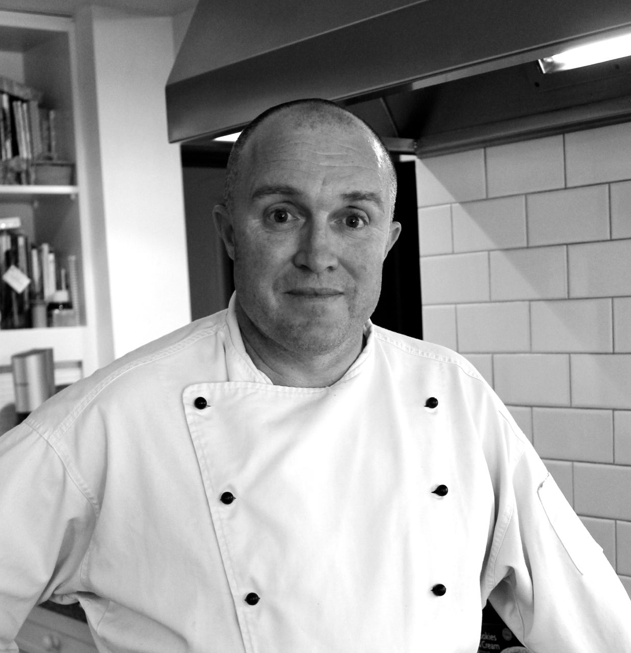 Peronal Chef Anthony Bloxham