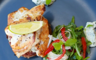 Personal Chef Menu Perth