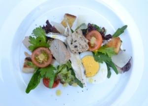 Julien Personal Chef menu