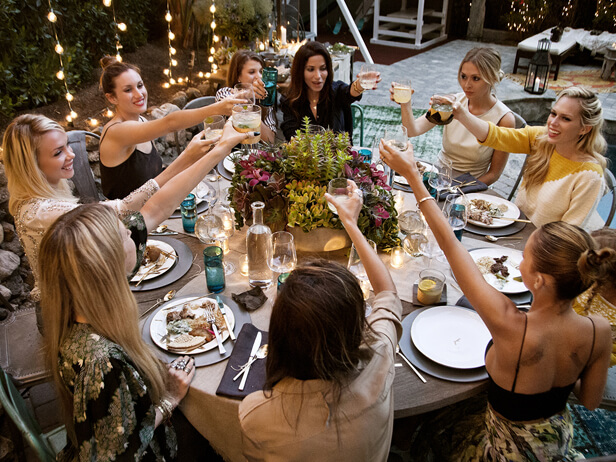 Tips for Easy Outdoor Entertaining