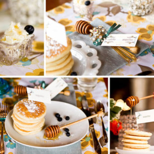 2015 Food Wedding Trend