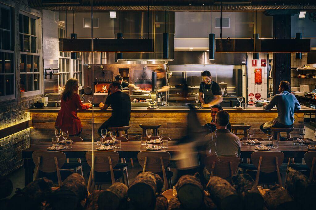 Sydney restaurants