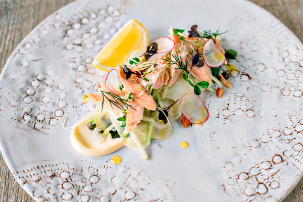personal private chef catering services australia at your table