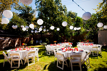 Don't Plan a Backyard Wedding Without These Top 7 tips