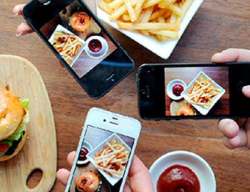 How Social is Your Food?