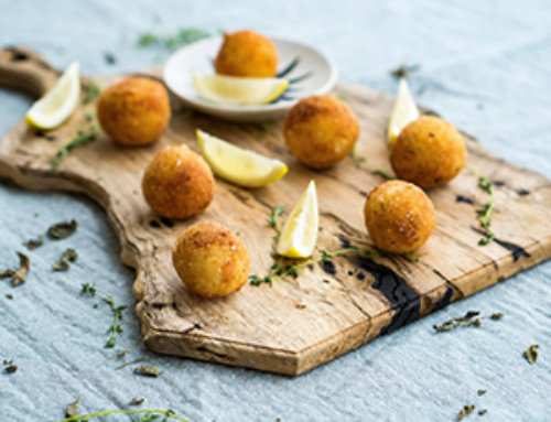 5 Super Simple Canapes for your next dinner party