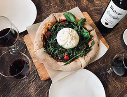 Top tips for matching food and wine