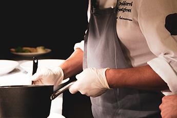 Hire a private chef