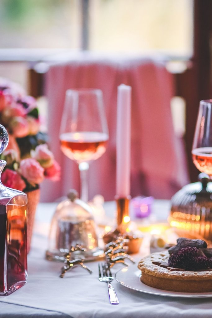 Dinner party theme ideas and dinner party ideas At Your Table catering and personal chefs